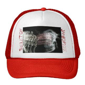 Skeleton Jamboree Trucker Hat