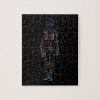 Skeleton Jigsaw Puzzle
