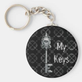 Skeleton Key 2 Keychain