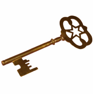 Skeleton Key Sculpture