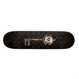 Skeleton Key Skateboard