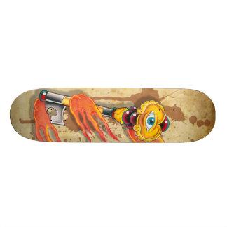 Skeleton Key Skateboard Deck