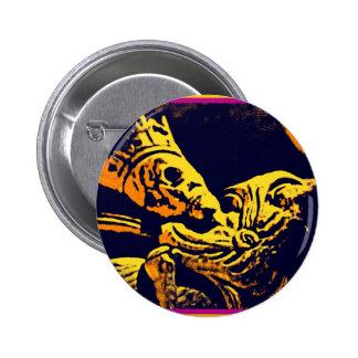 """SKELETON KING """"LIVE FREE, DIE FREE"""" BUTTONS"""