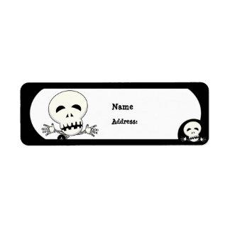 Skeleton Label