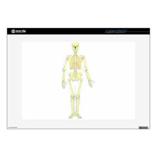 Skeleton Laptop Skin