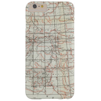 Skeleton Map Barely There iPhone 6 Plus Case