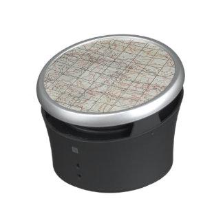 Skeleton Map Speaker