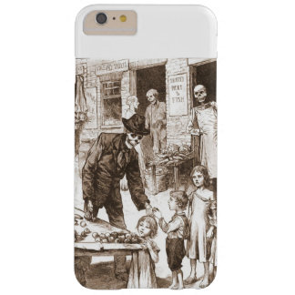 Skeleton Market Barely There iPhone 6 Plus Case