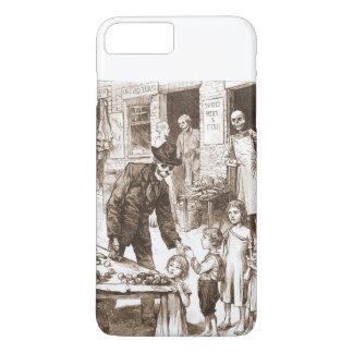 Skeleton Market iPhone 8 Plus/7 Plus Case