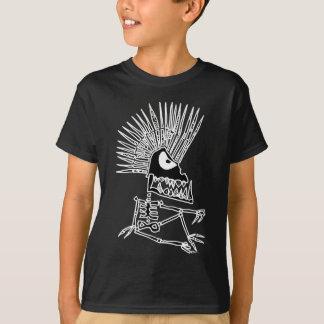 Skeleton Mohawk shirt