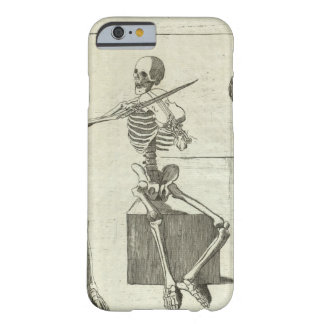 Skeleton Musicians Barely There iPhone 6 Case