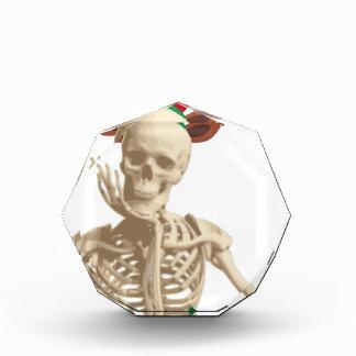 skeleton nightmare christmas award