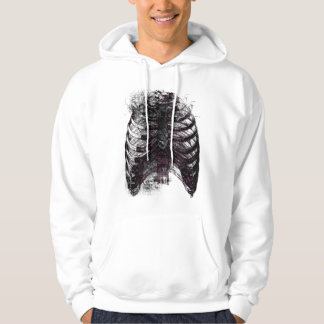 Skeleton on the inside sweatshirt
