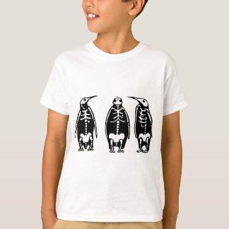 Skeleton Penguins T-Shirt