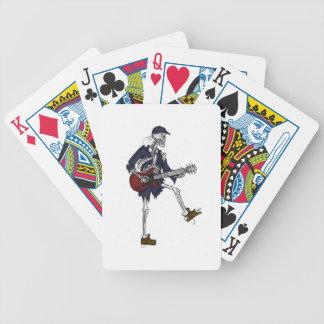 Skeleton Playing Cards