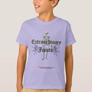 Skeleton shirt for kids