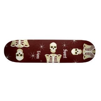 Skeleton Skateboard