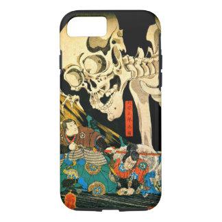 Skeleton Summoned by Witch Kuniyoshi Fine Art iPhone 7 Case