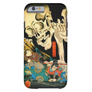 Skeleton Summoned by Witch Kuniyoshi Fine Art Tough iPhone 6 Case