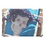 Skeleton Sun Bather iPad Case