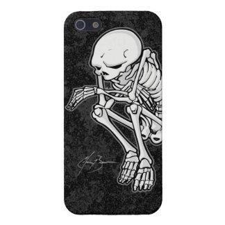 Skeleton Thinker Case For iPhone SE/5/5s