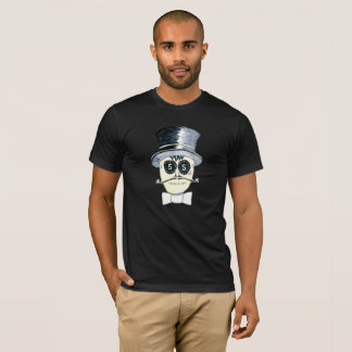 Skeleton Tophat man T-Shirt