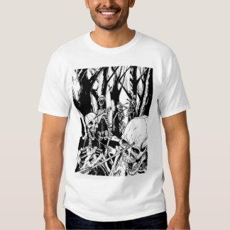 skeleton war T-Shirt