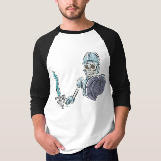 Skeleton Warrior T-shirt