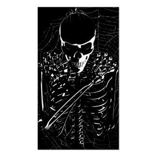 Skeleton Webs Business Card