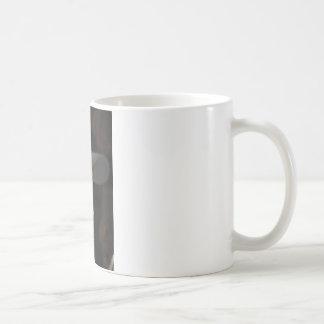 Skeleton with Ball cap Coffee Mug
