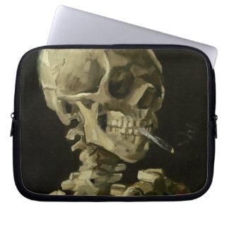 "Skeleton with Cigarette 1886 10"" Sleeve"