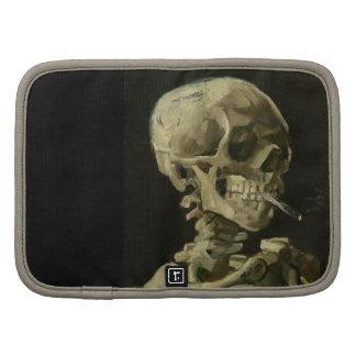 Skeleton with cigarette by Van Gogh Planner