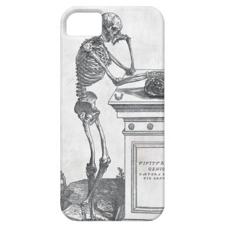 Skeleton With Skull Case-Mate Case iPhone 5 Case