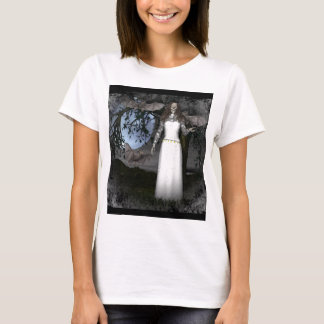 Skeleton Woman T-Shirt