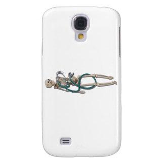 SkeletonAndStethoscope111311 Galaxy S4 Cover