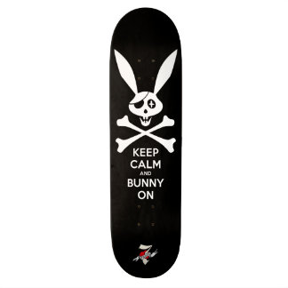 SkeletonBunny Skateboard