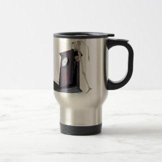 SkeletonEmergeClockTime052414.png Travel Mug