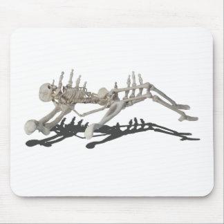 SkeletonHandsHoldingSkeleton081914 copy Mouse Pad