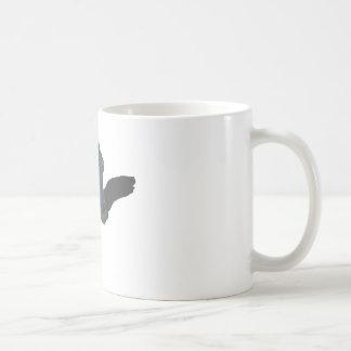 SkeletonLayingFrontHeadstone070315 Coffee Mug