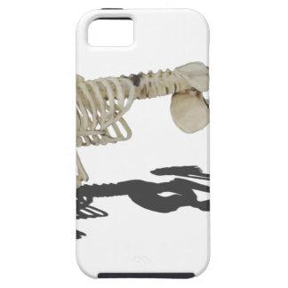 SkeletonProneSideways032215 iPhone SE/5/5s Case