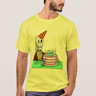 Skeletons 50th Birthday Gifts T-Shirt