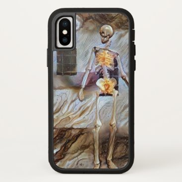 Skeletons iPhone X Case