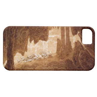 Skeletons in a Cave iphone 5 case