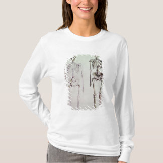 Skeletons of Australopithecus Boisei T-Shirt