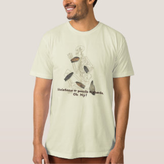 Skeletons, Points, & Sherds, Oh My! T-Shirt