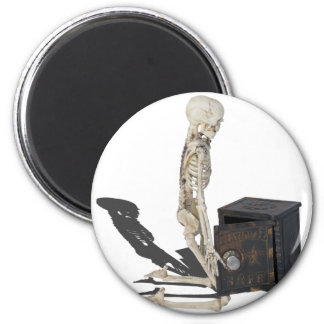SkeletonWithSafe032215 Magnet