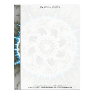 Skelewheel - Fractal Art Letterhead