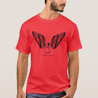 Skelewing RED T-Shirt
