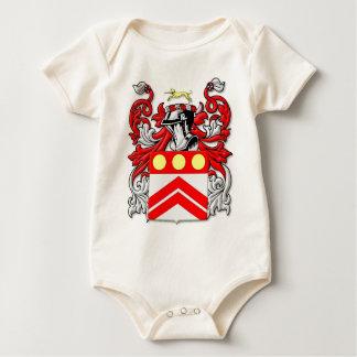Skellie Coat of Arms Baby Bodysuit