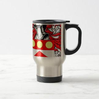 Skellie Coat of Arms Travel Mug
